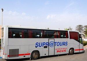 Les autocars d'Essaouira à Marrakech