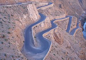Les routes du Maroc